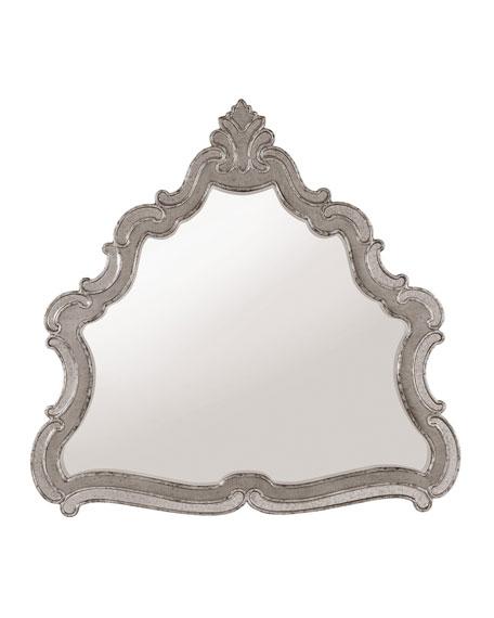 Juliet Shaped Mirror