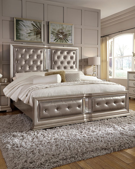 california king size bedroom set tufted california king bed 18400