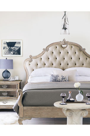 Magnificent High End Bedroom Furniture At Neiman Marcus Home Interior And Landscaping Ferensignezvosmurscom