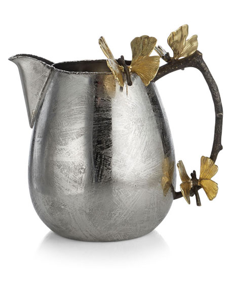 Butterfly Gingko Pitcher