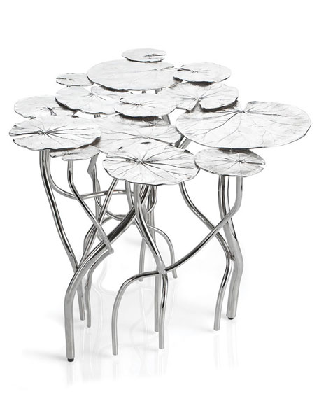 15-Leaf Lily Pad Coffee Table