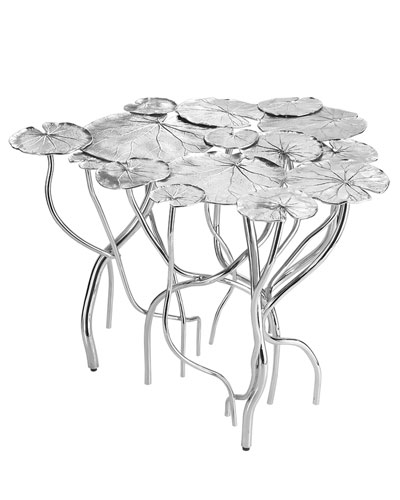 14-Leaf Lily Pad Coffee Table