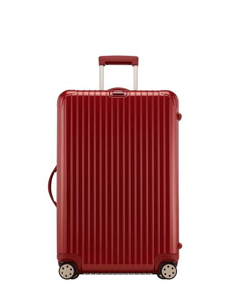 Rimowa North America Salsa Deluxe Cabin Multiwheel, Red