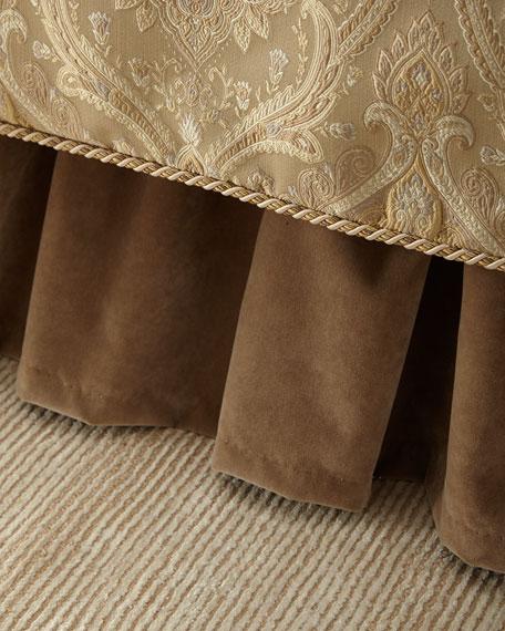Renaissance Velvet King Bed