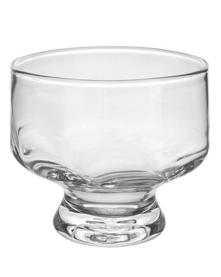 Orleans Medium Glass Bowl