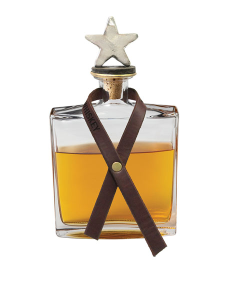 Jan Barboglio Star Decanter