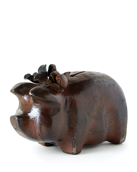 Petunia Pig Moneybank