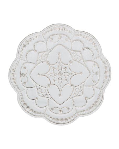 Juliska Jardins du Monde Whitewash Grande Charger Plate