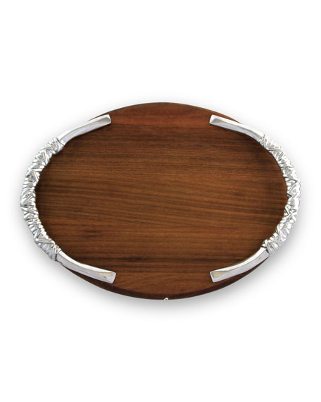 Beatriz Ball Soho Galena Oval Cutting Board