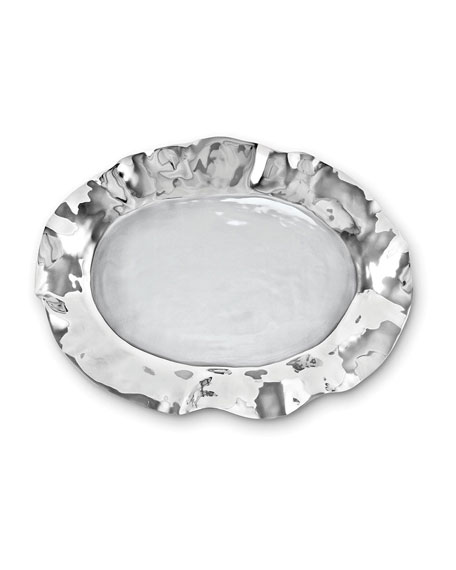 Vento Large Olanes Oval Platter