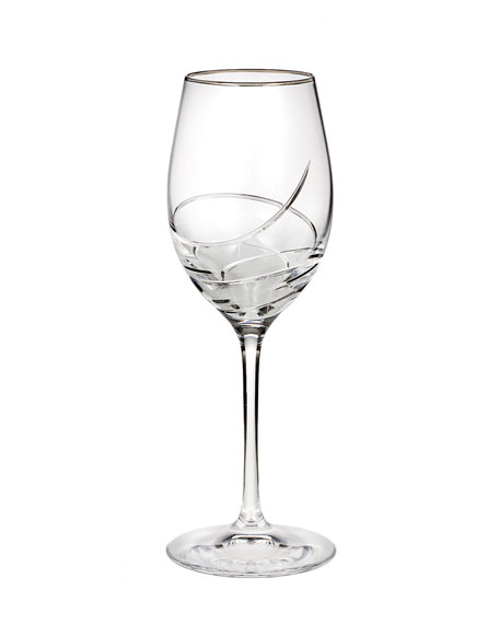 Waterford Crystal Ballet Ribbon Essence White Wine Glass
