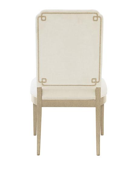 Ophelia Side Chairs, Set of 2