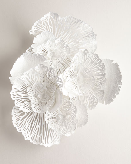 Large Flower Wall Art & Large Flower Wall Art | Neiman Marcus