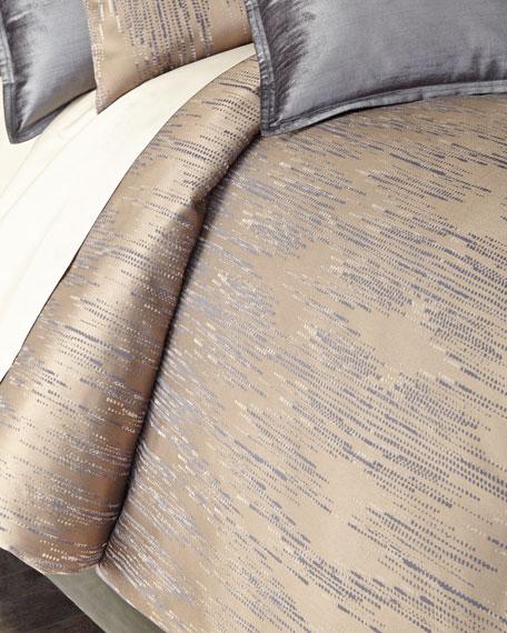 Donna Karan Home Exhale King Duvet Cover 110x
