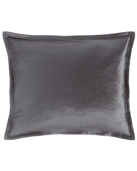 Donna Karan Home Exhale Velvet Pillow, 16