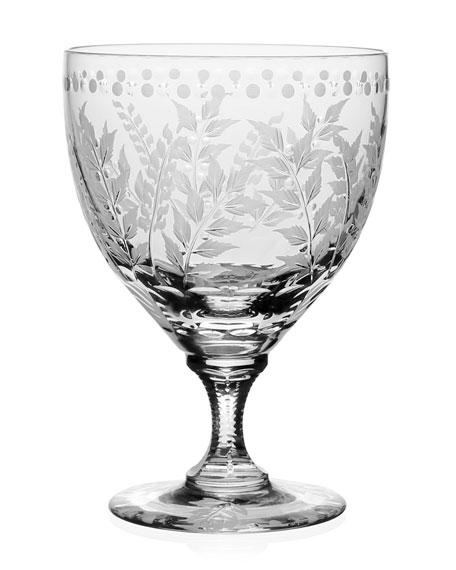 Fern Wine Glass, Large