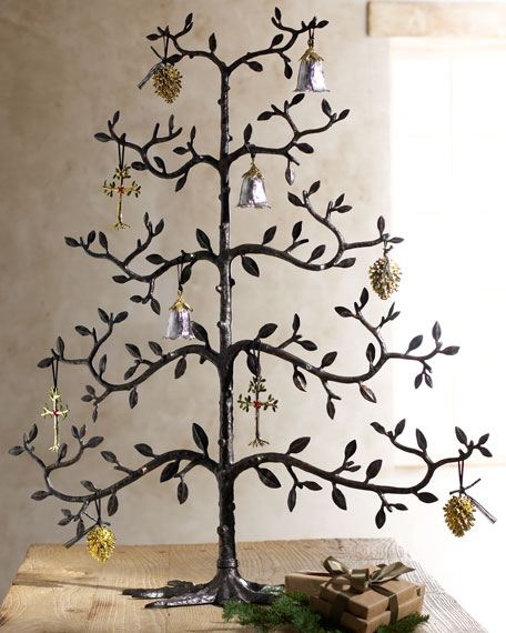 Christmas Tree Stand That Turns: Michael Aram Espalier Tree Small