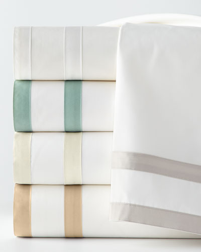 King 350TC Marlowe Sheet Set