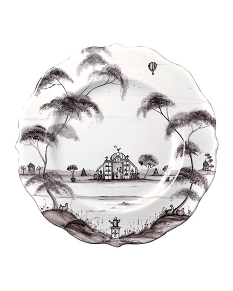 Juliska Country Estate Flint Dessert/Salad Plate