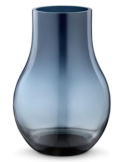 Small Navy Cafu Vase