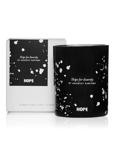 Agonist Hope for Diversity Candle