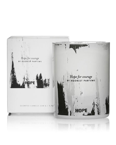 Hope for Courage Candle