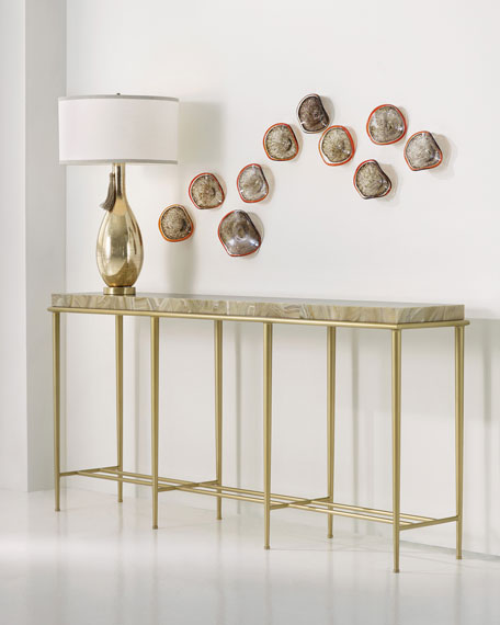 Melange Console Table