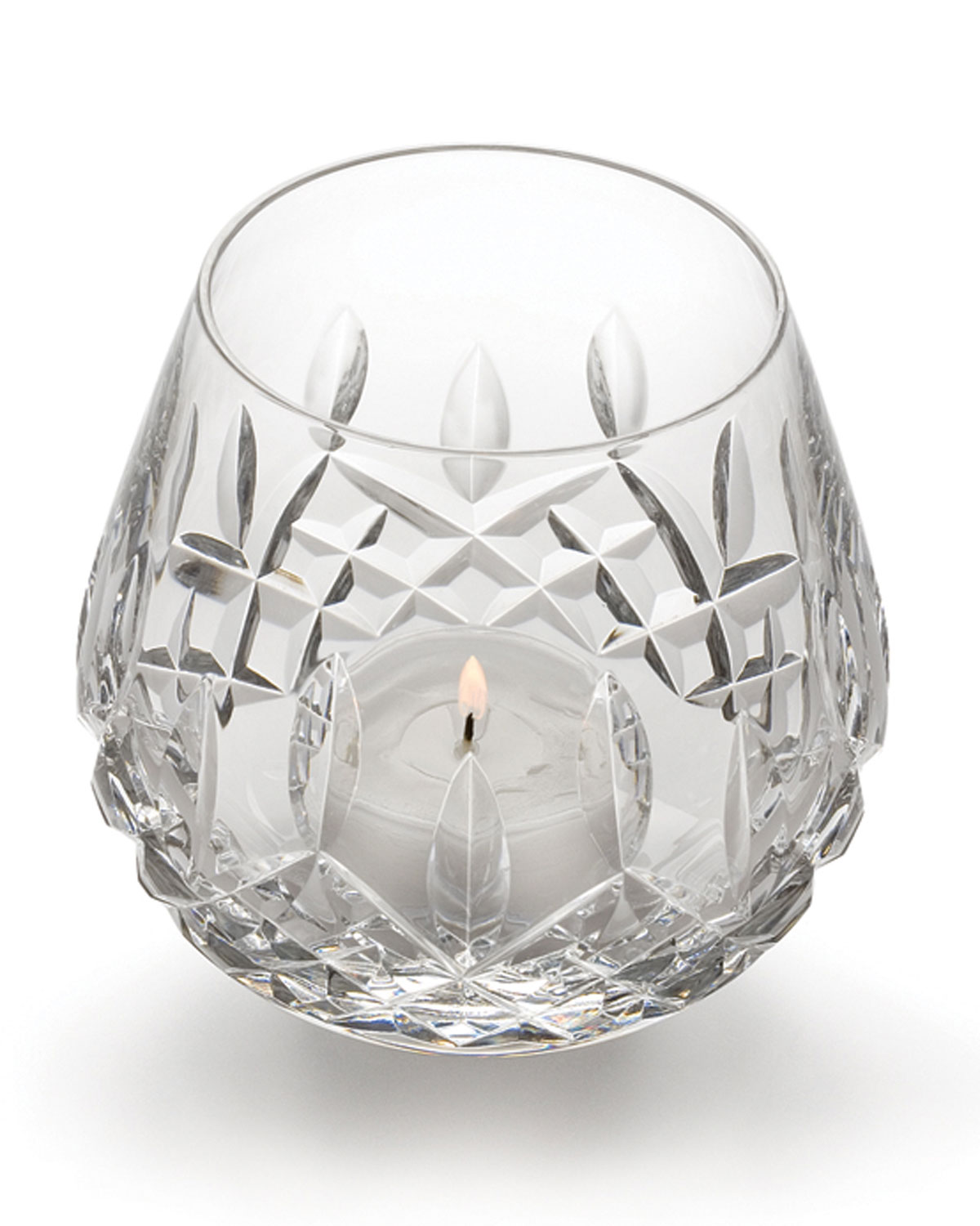 Waterford Crystal Votive Candle Holder Image Antique And Candle
