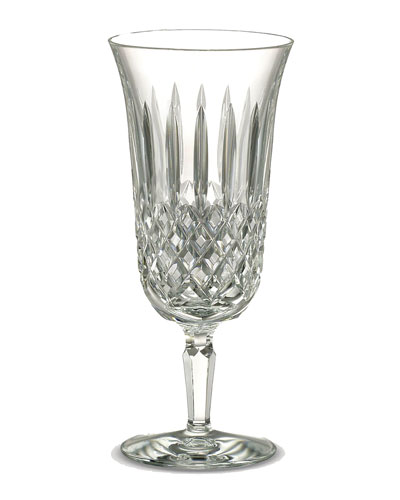 Kelsey Iced Beverage Crystal Drinking Glass
