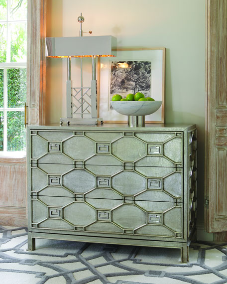 Adriana 3-Drawer Chest