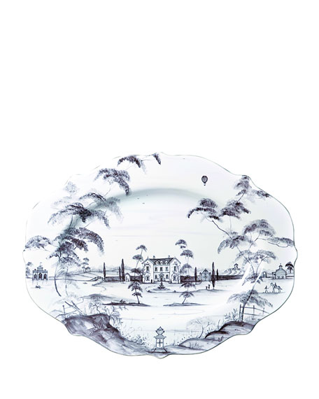 Juliska Country Estate Main House Serving Platter