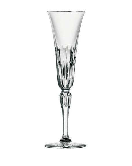 Saint Louis Crystal Stella Champagne Flute