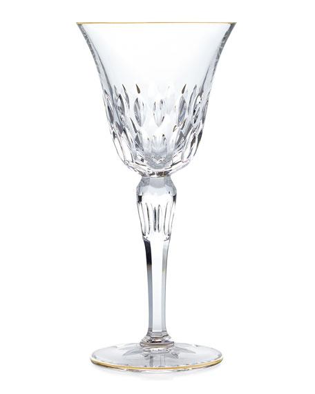 Saint Louis Crystal Stella American Water Goblet