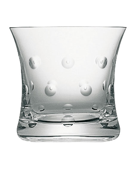 Bubbles Crystal Tumbler