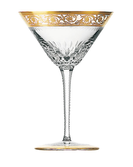 Thistle Gold Cocktail Glass