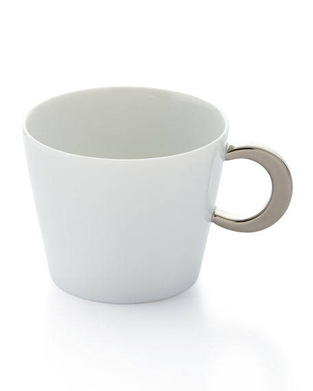 Ecume Platinum Teacup