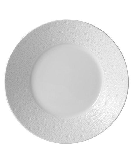 Ecume White Open Vegetable Dish