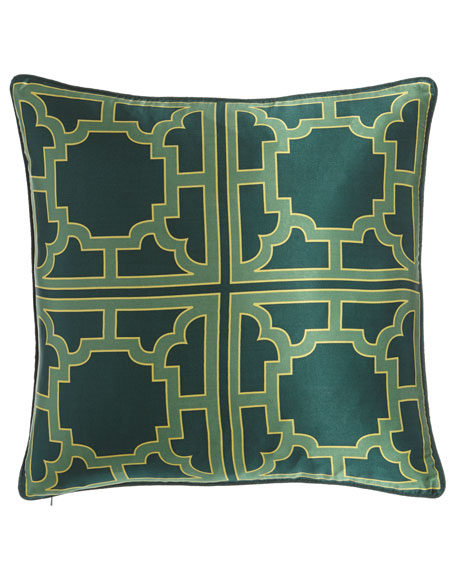 Manette Pine Pillow