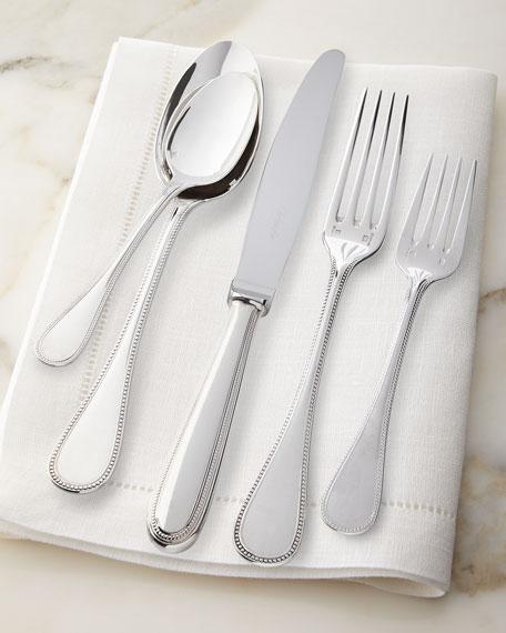 Christofle Perles Salad Fork