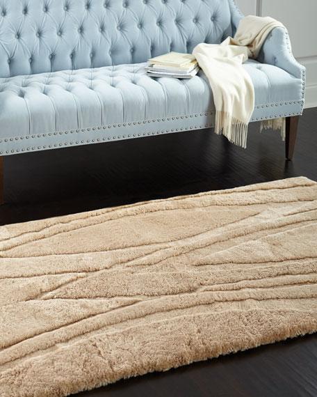 Lavonne Wool Sheepskin Rug, 4' x 6'