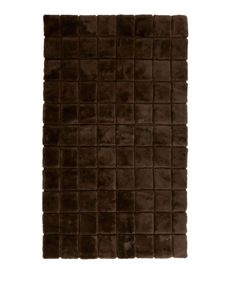 "Sawyer Sheepskin Rug, 5'6"" x 8"