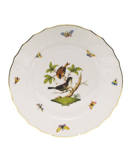 Herend Rothschild Bird Service Plate #8