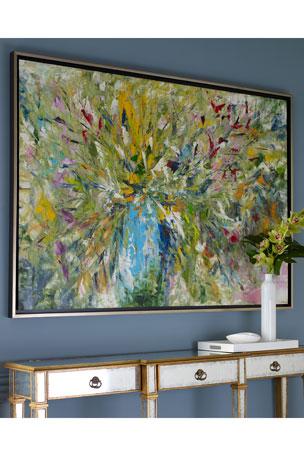 John-Richard Collection Jinlu Original Abstract Painting