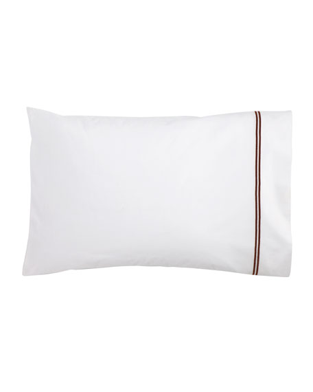 Two Standard No-Iron 200TC Pillowcases