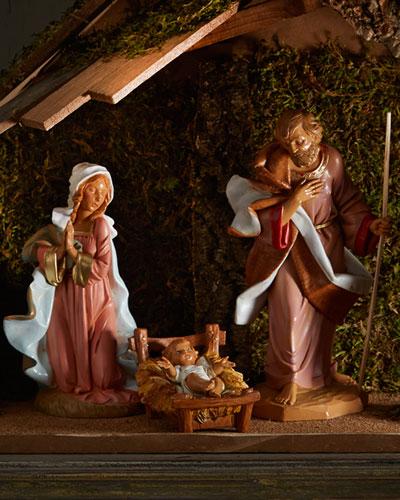 Three-Piece Holy Family