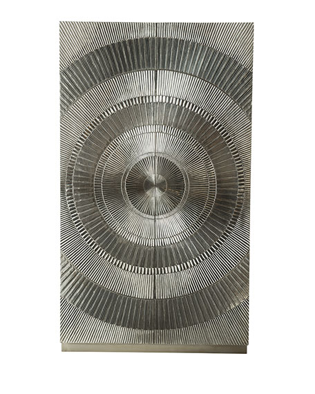 Bernhardt Larson Carved Armoire