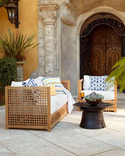 Maya Outdoor Chair Cushions
