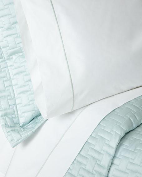 Two King 520TC Toulon Pillowcases