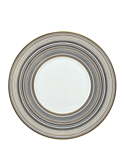 Attraction Gold Salad Plate