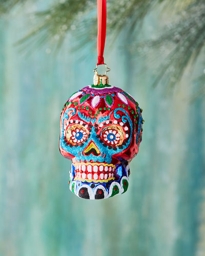 La Calavera Christmas Ornament